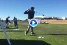 Disfruten a cámara lenta del swing de Jon Rahm, todo un campeón del PGA Tour (VÍDEO)