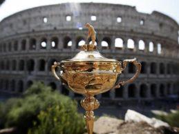 Pelley desvela que está trabajando para que la inauguración de la Ryder de Roma sea en el Coliseo