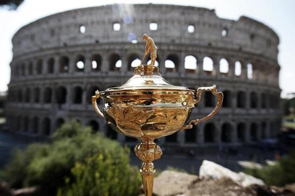 """Roma confirma que albergará la Ryder: """"Tenemos el compromiso de dejar un legado para Italia en 2022"""""""