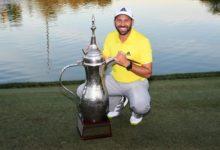"""Sergio García, campeón en Dubai: """"Me siento muy orgulloso de cómo he ganado: lo he dado todo"""""""