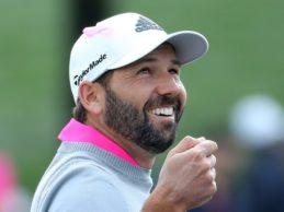 El dinero no da la felicidad pero… Sergio García se lleva de Dubai la gigantesca tetera y 410.224 euros