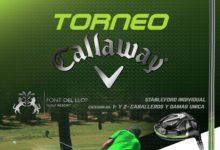 Font del Llop celebra la VI edición del Torneo Callaway, todo un referente del campo alicantino