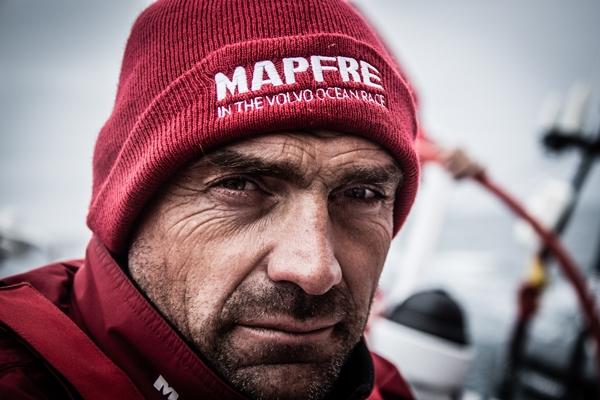 Xabi Fernández será el patrón del MAPFRE en la Volvo Ocean Race 2017-18
