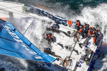 Vestas 11th Hour Racing lanza su campaña para la Volvo Ocean Race con un mensaje de sostenibilidad