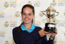 Victoria de Alejandra Pasarín en el Campeonato de Madrid Femenino. Las asturianas copan el podio