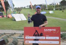 El sueco Andreas Andersson se impone en Peralada Golf en la primera prueba del Gambito Golf Tour