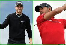 """Larrazábal y """"Cañi"""" representarán a la Armada en el innovador GolfSixes del 6 y el 7 de mayo"""
