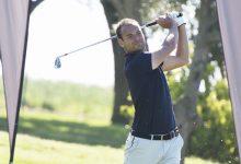 El sueco Andreas Andersson y el valenciano Carlos del Moral comparten liderato en Peralada Golf
