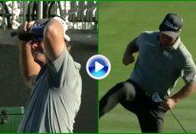 Charley Hoffman pasó de la frustración a la euforia en el 18. Y es que… ¡esto es Golf!… a veces (VÍDEO)