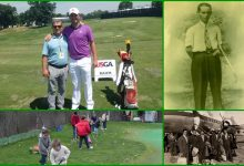 Eduardo Celles, instructor de la Escuela Golf Celles, colaborador de lujo para el equipo de OpenGolf