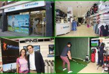 GOLF ESTUDIO Barcelona se estrena en sociedad ante la comunidad golfista