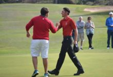 El galés Jack Davidson brillante campeón de la Copa de SM El Rey celebrada en el Campo de Golf El Saler