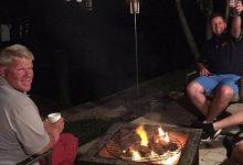 Beef Johnston y John Daly: lo que la cerveza y la barbacoa ha unido que no lo separe el hombre