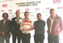 Leo Lilja se hace con el Palmeraie CC Casablanca Open del Mena Tour en el ¡¡sexto hoyo del PlayOff!!