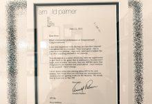 Rory se abre y muestra uno de sus recuerdos más preciados: una carta de Palmer tras su 1er Major