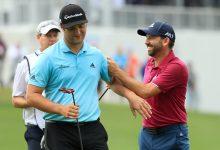 Los cuartos de final en el WGC Match Play les sirven a Jon y Sergio para seguir recuperando puntos