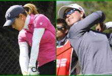 Azahara Muñoz y Nuria Iturrioz plantan cara a Anna Nordqvist en el Mediterranean Ladies Open