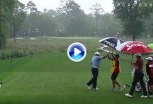 ¡¡Booommmm!! El «Pato» Cabrera se despide del Houston Open con este gran Hoyo en Uno (VÍDEO)