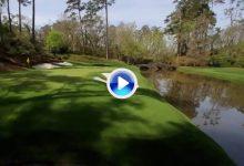 Augusta National, un recorrido único en un entorno idílico en pleno corazón de Georgia (VÍDEO)