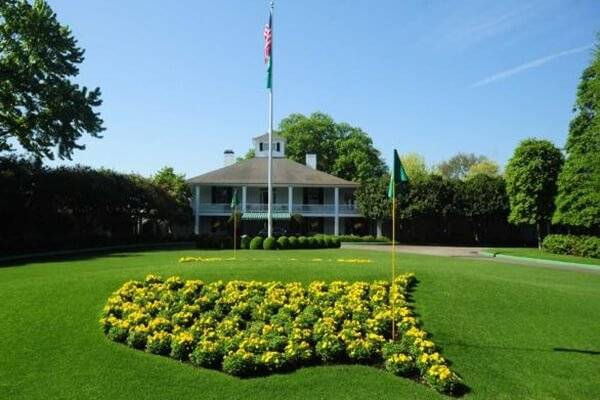 Augusta National Club House,
