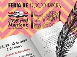 Orihuela celebra una nueva edición de la Feria de Food Trucks. 28 de abril al 1 de mayo (Incl. VÍDEO)