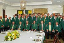Willett ejerció de anfitrión ante Olazábal, Tiger y el resto de Maestros en la cena de Campeones