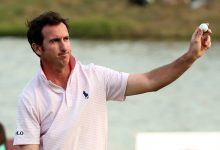 F.-Castaño ante una nueva oportunidad en el PGA. El madrileño, único español en el Greenbrier Class.