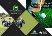 Centro Farmacéutico celebra el II Campeonato de Golf solidario a beneficio de Farmamundi