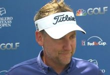 El Golf es duro: Poulter pierde la tarjeta del PGA al no superar el corte en Texas. Necesitaba 30.624$
