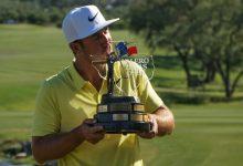 F.-Castaño roza el Top 10 en el Valero en su mejor semana del curso. Chappell, 1ª victoria en el PGA