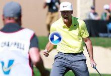 Aces, sacadas de bunker, putt ganadores… Vea los 5 mejores golpes de la semana en el PGA (VÍDEO)