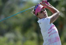 El pasaporte de Lexi Thompson, culpable de que 40 golfistas se quedaran sin práctica el lunes