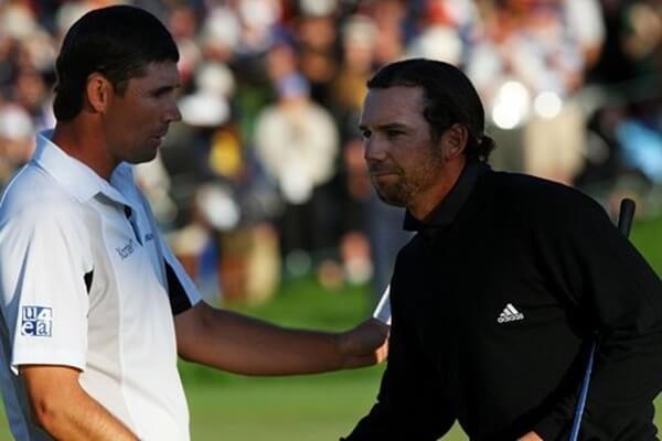 """Harrington aparca cualquier rencilla anterior con Sergio: """"La Ryder es mucho más grande que eso"""""""