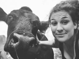 Rachel Rohanna, la jugadora del Symetra Tour que vende vacas entre semana para seguir compitiendo