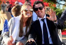 Sergio, Harrington, Chris Martin, Stevie Wonder… Nadie se quiso perder la boda de Rory en Irlanda