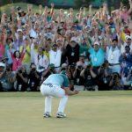 Sergio García Campeón del Masters 02. Foto @PGATOUR