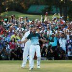 Sergio García Campeón del Masters 12. Foto @PGATOUR
