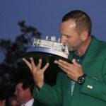 Sergio García Campeón del Masters 15. Foto @TheMasters