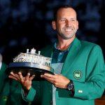 Sergio García Campeón del Masters 17. Foto @EuropeanTour