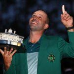 Sergio García Campeón del Masters 18. Foto @EuropeanTour