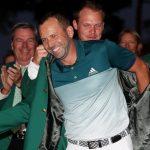 Sergio García Campeón del Masters 19. Foto @EuropeanTour