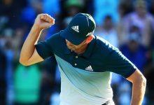 Sergio, Laureus a Mejor Deportista Revelación de 2017 tras la conquista del Masters de Augusta