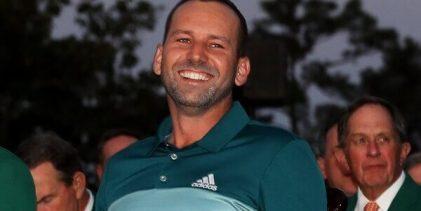 Sergio ya es el 6º jugador con más ganancias de la historia del PGA ¿sabe cuantos dólares acumula?
