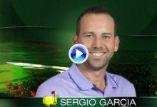 Sergio, cronología de un crack. El español presumió de pegada en los greenes de Georgia (VÍDEO)