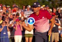 Sergio, Rose, Fowler y Spieth son los favoritos para coronarse Maestros en el Augusta National (VÍDEO)