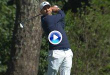 ¡¡Booommmm!! Espectacular arranque de Sergio García en Augusta. Hizo birdie al 1, 2 y 3 (VÍDEO)