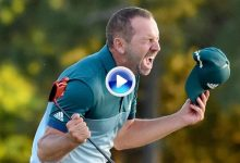 Las 5 Chaquetas Verdes: Sergio conquistó Augusta para entrar en la historia del Golf (VÍDEO)