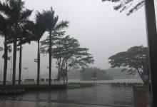 La lluvia y la tormenta eléctrica se destapan como grandes protagonistas en la 2ª j. del Shenzhen Int.