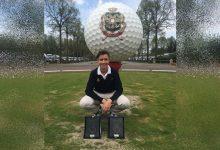 Tomy Artigas (15 años), campeón del mundo junior de Pitch & Putt, bronce absoluto y hoyo en uno