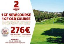 Disfrute del Old y el New Course de San Roque Club con unos precios increíbles hasta el 15 de mayo